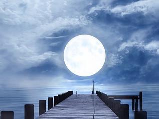 Méditations cristallines de la pleine lune -  vendredis 27 avril - 20h00