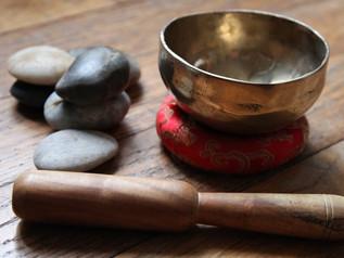Atelier d'initiation à la pratique des bols tibétains - dimanche 26 novembre - 14h00