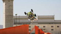 Hotwheels World Record Jump