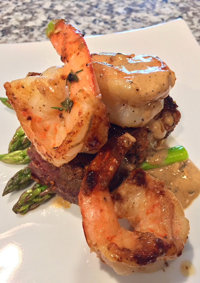 Emmpeccble Surf n' Turf
