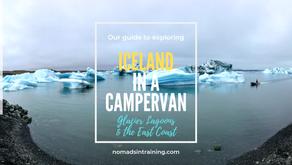 Jökulsárlón Glacier Lagoon And Iceland's East Coast: Our 10 Day Campervan Trip - Day 4