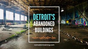 Exploring Detroit's Abandoned Buildings