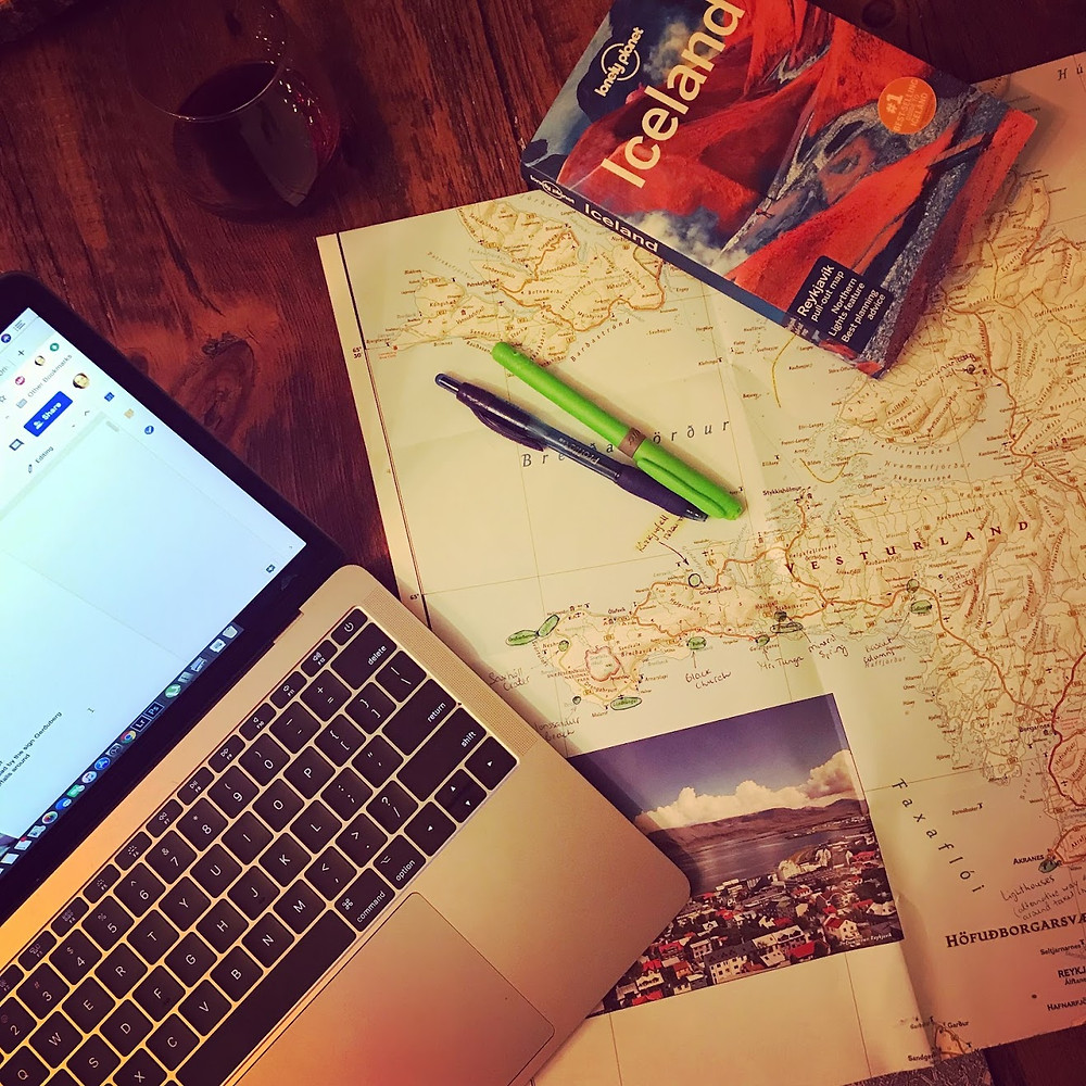 West Iceland Campervan Trip Planning