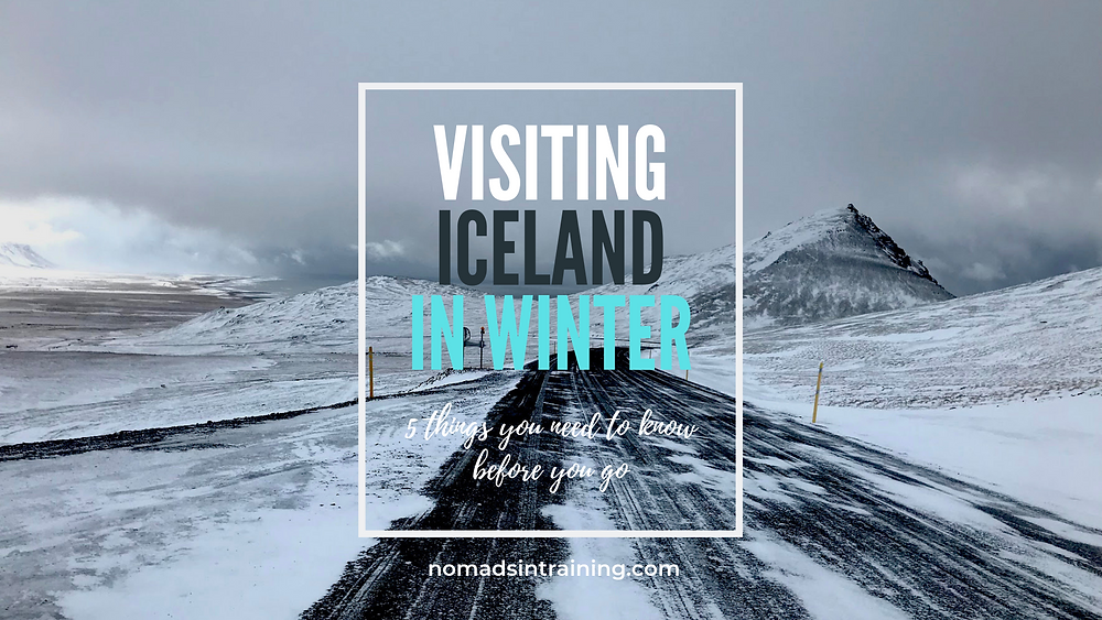 Visiting Iceland in Winter Guide