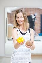 Beate Birkel, Zertifizierte Ernährungsberaterin und Yogalehrerin