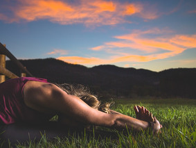 Yin Yoga - gegen den Herbstblues