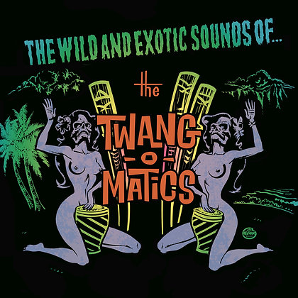 CD The Wild and Exotic Sounds of...