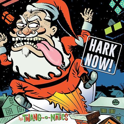 "7"" XMAS EP HARK NOW!"