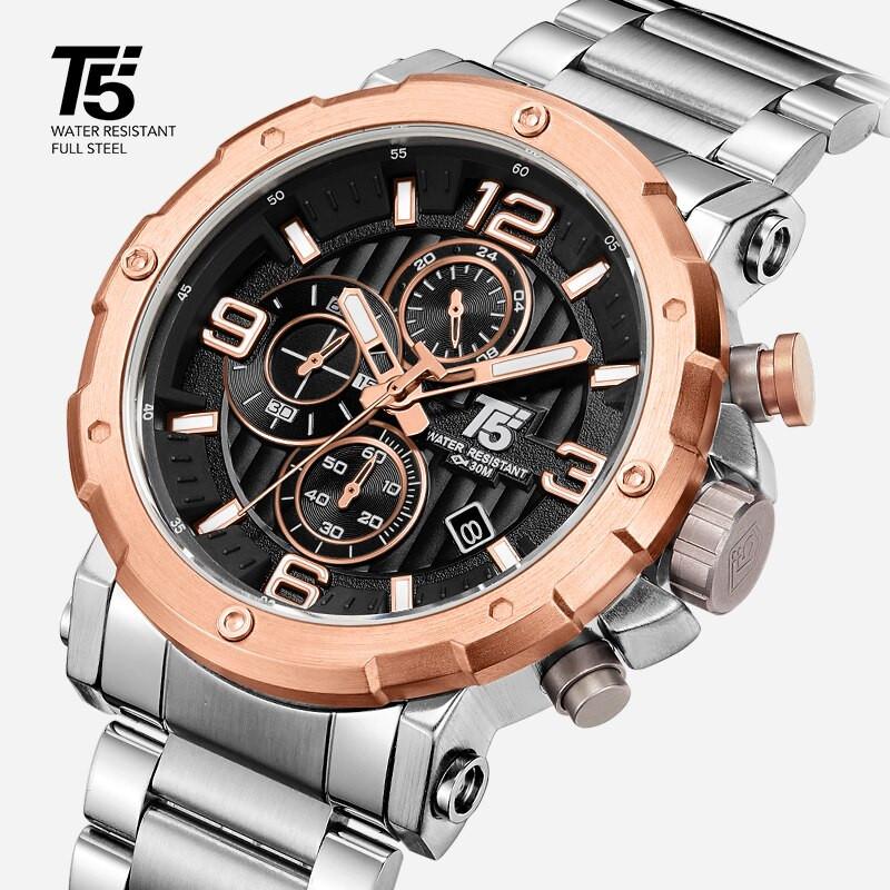 Reloj-de-pulsera-de-acero-T5-para-hombre