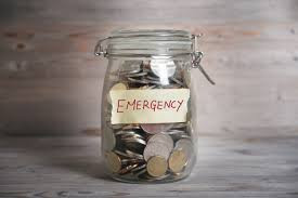 Time to fill that emergency fund