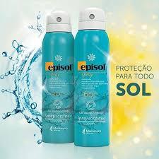 Episol Spray: O protetor solar para te salvar desse verão