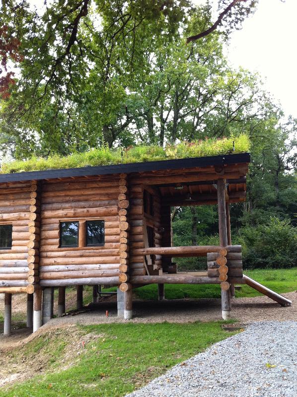 Toiture végétale Centre