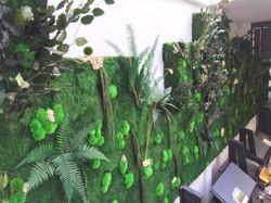 Mur végétalisé Annecy