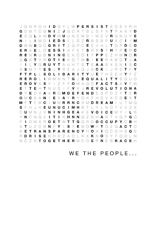We the People . . .