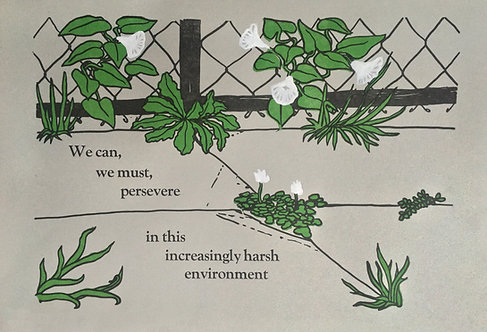 Persevering Plants
