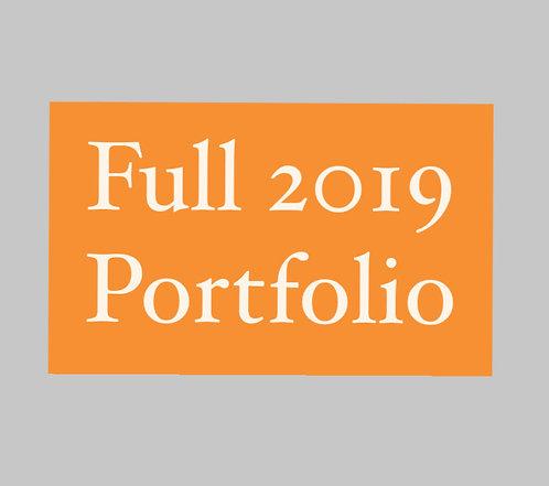 Full 2019 Portfolio