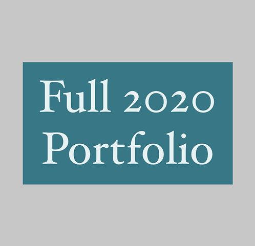 Full 2020 Portfolio