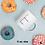 Thumbnail: White glossy mug Anagram