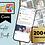 Thumbnail: COMPLETE social media set CANVA template bundle - over 200 templates!