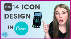 iOS 14 icons video thumbnail