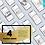 Thumbnail: Instagram puzzle grid Bundle CANVA e-commerce templates - 4 sizes + BONUS SAMPLE