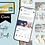 Thumbnail: LinkedIn CANVA template bundle 5 varieties + 36 bonus templates!