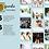 Thumbnail: Instagram CANVA template bundle 5 varieties + 36 bonus templates!