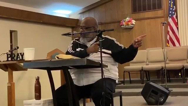 Pastor G felt his preaching spirit last night in Bible Study. There's something about the ministering power of grace!!!   The path the Shepherd leads you on may not be the most beautiful path or the easiest path but it's the best path!    Forget abou