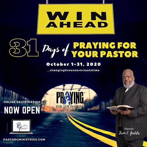 31 Days P4P Church Registration