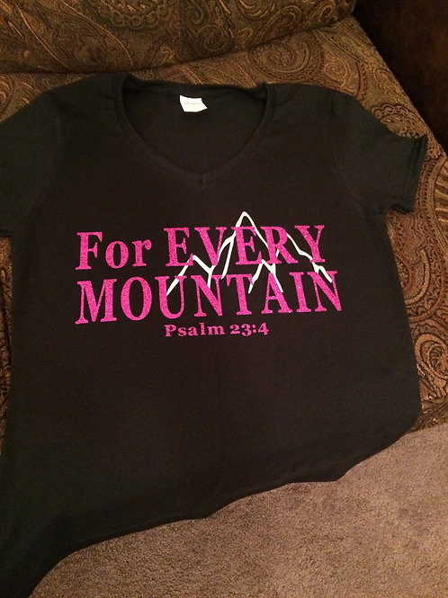 For Every Mountain Tee