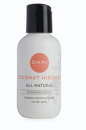 Coconut Hibiscus Hydrating Lotion, 2 fl oz