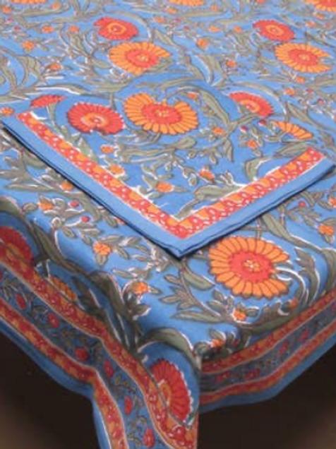 Handprinted Tablecloth Rovies 60x90