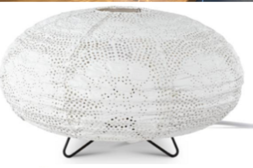 Soji Stella Solace Table Lamp Oval
