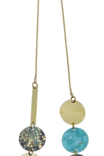Sibilia Necklace, Color Composition