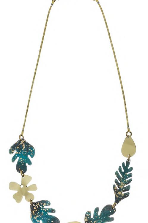Sibilia Necklace, Botanical