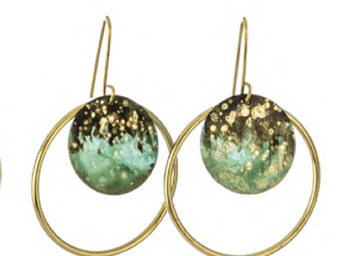 Sibilia Earrings, Nazar