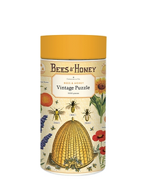bees-honey-puzzle-cavallini-museum-outle