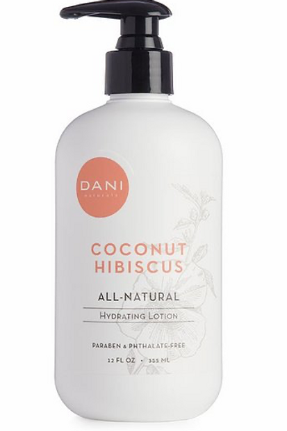 Coconut Hibiscus Hydrating Lotion, 12 fl oz