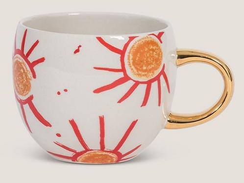 "Zipolite mug 5""x4""x4"""