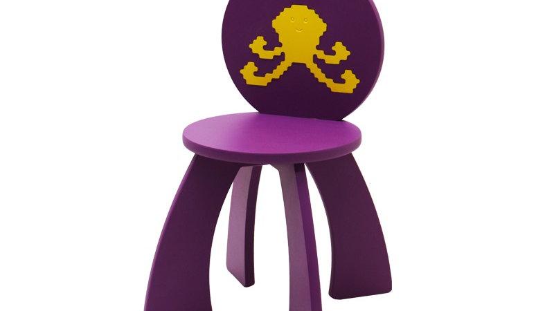 K&N purple demonte çocuk sandalye