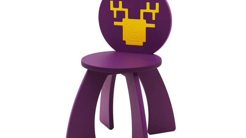 K&N purple demonte çocuk sandalye-2