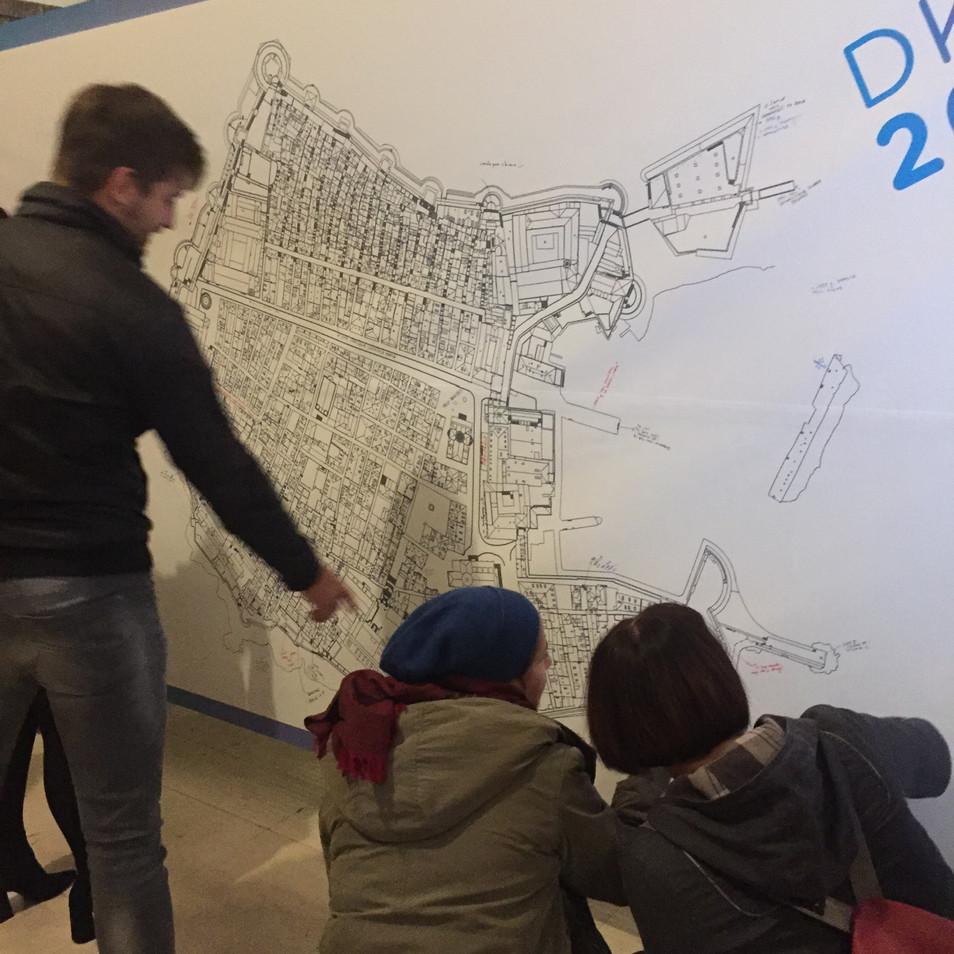 3AB887D1-BDKKI / Mapiranje sjećanja grada