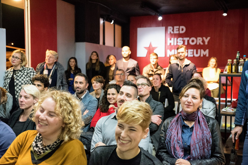 predavanje muzej crvene povijesti