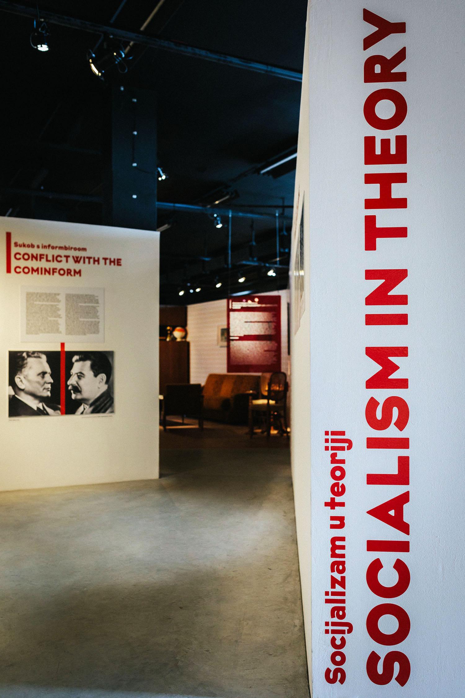 muzej crvene povijesti / red history museum