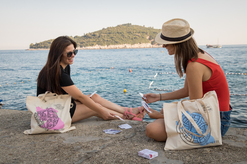 Croatian City Stories Dubrovnik Suveniri