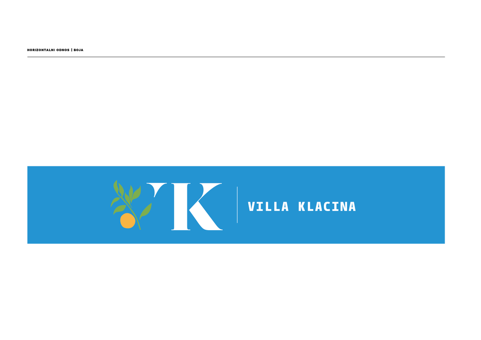 VILLA_KLACINA logotip