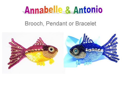 Sunday, November 4th: Annabelle or Antonio