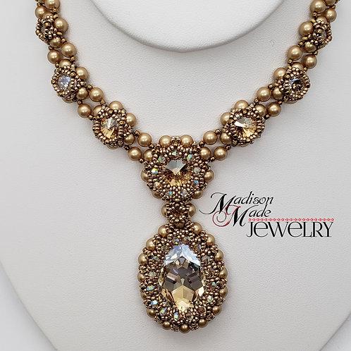 Saturday, June 5th:  Marissa Necklace  Webinar
