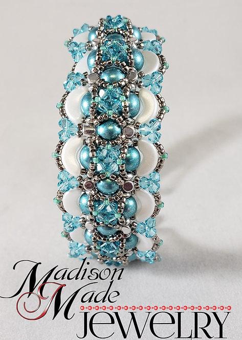 Sunday, February 21st:  Elegant Arcos Bracelet Webinar