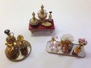 Sunday, July 5th: Miniature Perfume Tray Class